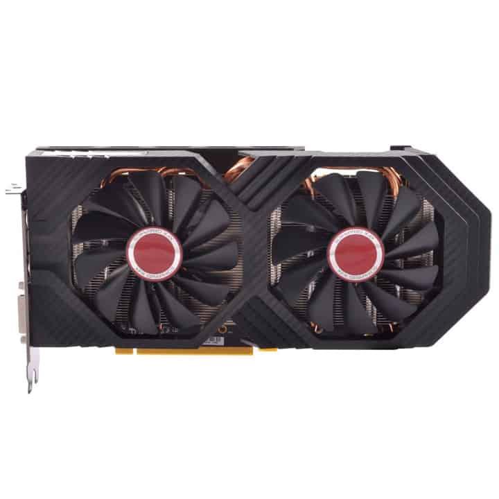 RX 580 4GB XFX GTS XXX Edition