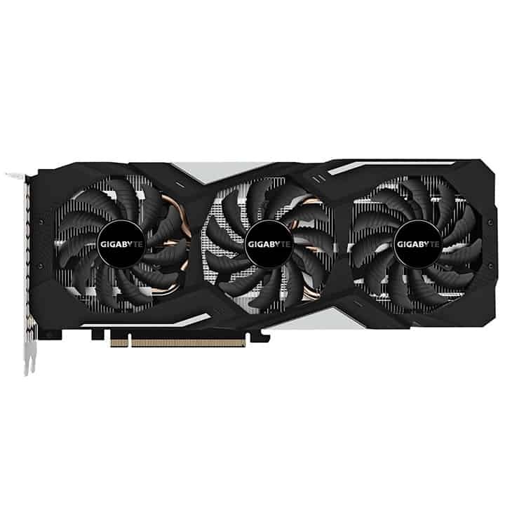 GPU: Gigabyte Nvidia GTX 1660