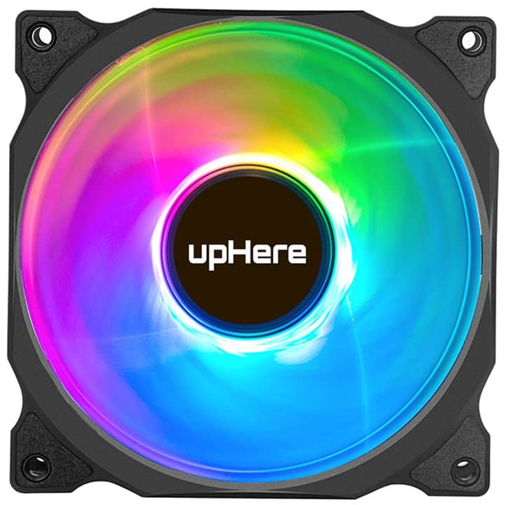 upHere Wireless RGB Fan pack