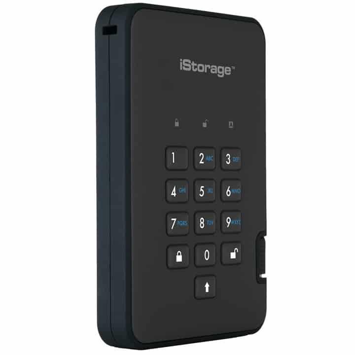iStorage Diskashur2 HDD