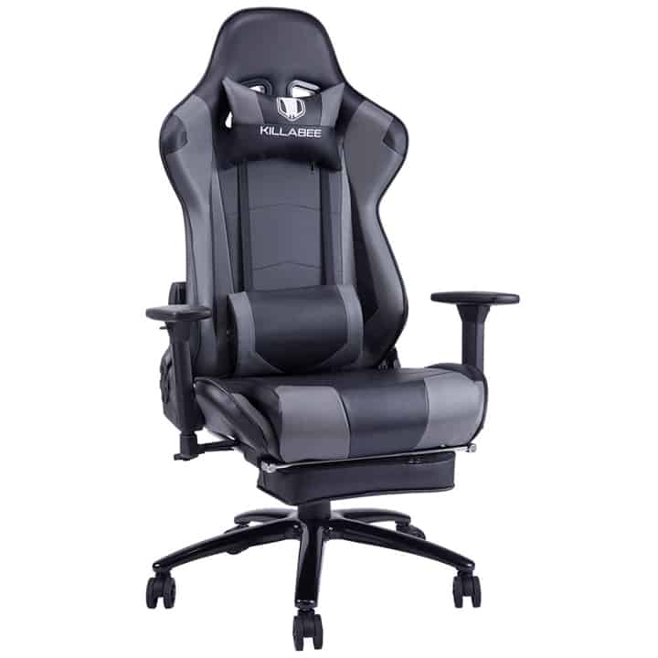 KILLABEE Big and Tall High-Back Massage Gaming Chair