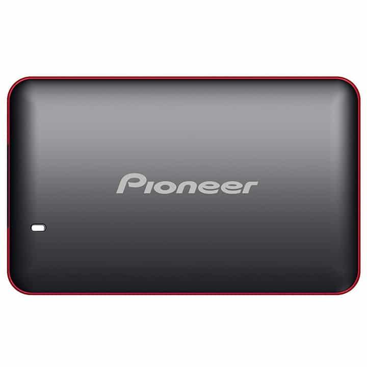 Pioneer 3D NAND External SSD