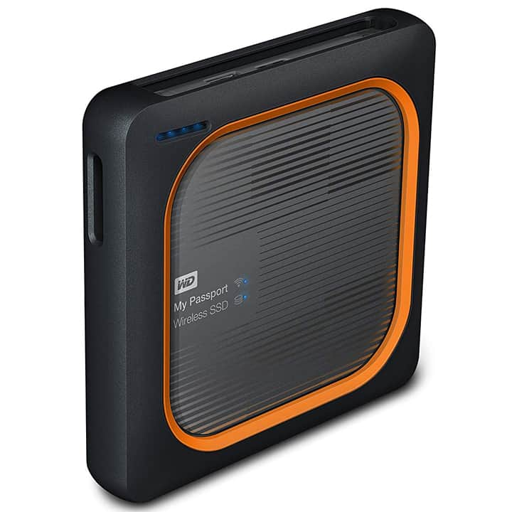 WD My Passport Wireless SSD