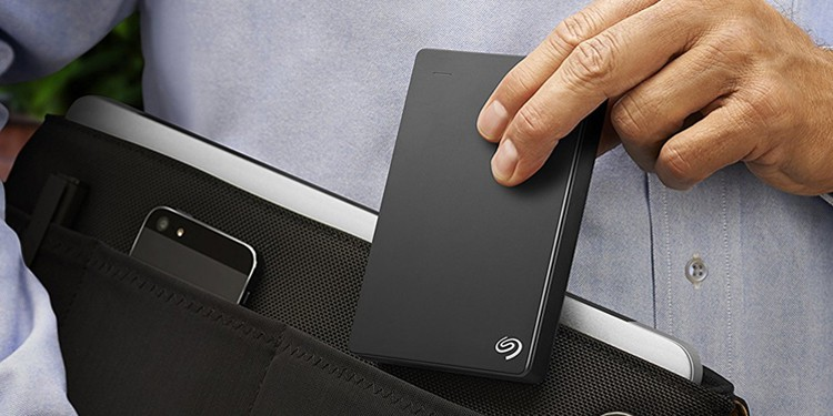 4TB Seagate Backup Plus Portable Drive Hard Drive