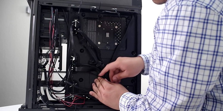 How to Cable Manage a PC: The PERFECT Guide this 2019