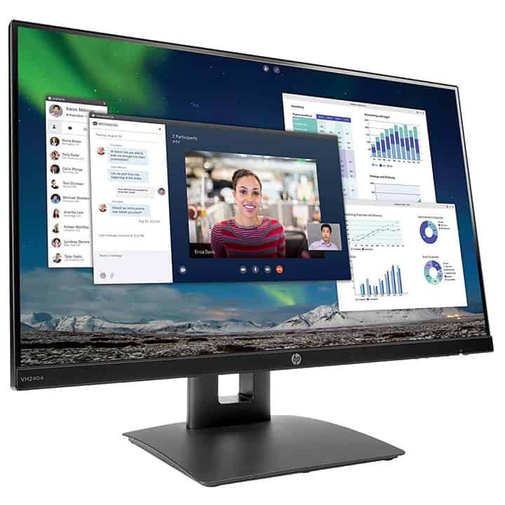 HP FHD monitor