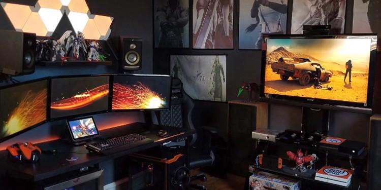 Best Room Ideas 2020 20 Gaming Setups An